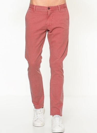 Dockers Pantolon | Skinny Tapered Pembe